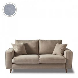 Kendall Sofa 2,5s Cotton Ice Blue