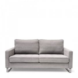 West Houston Sofa 2,5s Cotton Stone