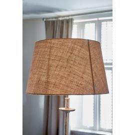 Fabulous Lampshade Round flax 40x50