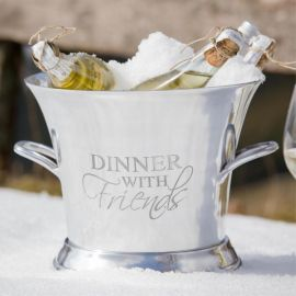 Dinner With Friends Wine Cooler