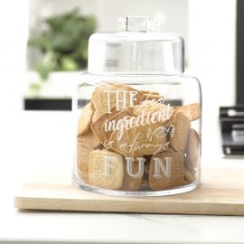 The Best Ingredient Storage Jar