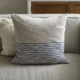 Beach Club Stripe Pillow Cover