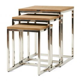 Nomad End Table S/3