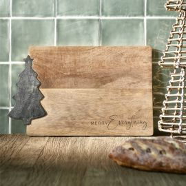 Merry Everything Chopping Board