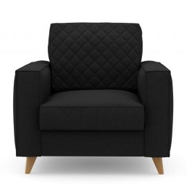 Kendall Armchair Basic Black