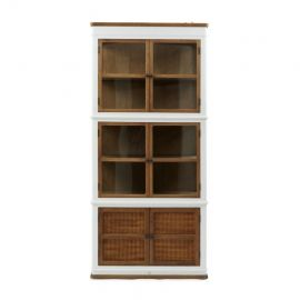 Oxford Library Cabinet Single