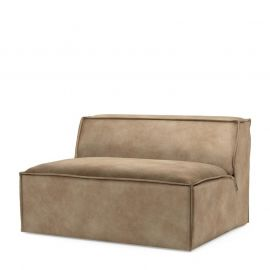 The Jagger Center 125cm Velvet Golden Beige