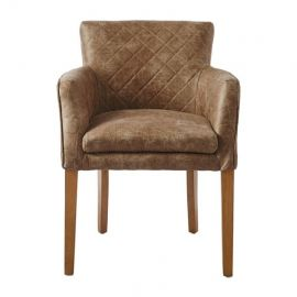 Waverly Dining Armchair pellini Coffee