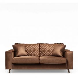 Kendall Sofa 2,5s Velvet Chocolate