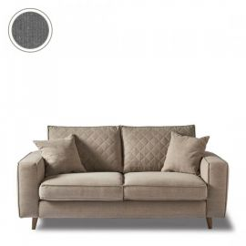 Kendall Sofa 2,5s Cotton Grey